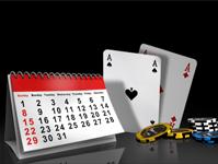 Titan Pokers geplante Turniere